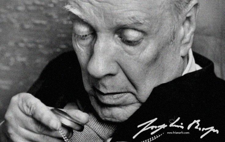 Jorge Luis Borges: El hambre - TrianartsTrianarts