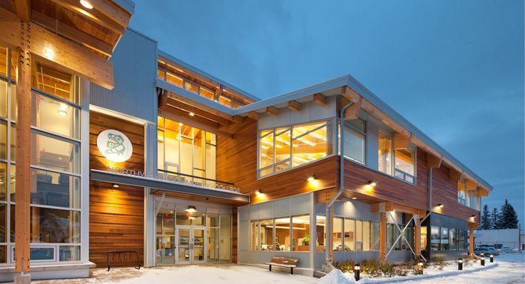 Northwest Community College « CEI Architecture Planning Interiors