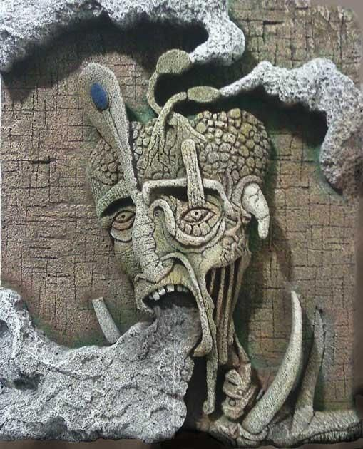 relief wall plaque design stone tabalkon sanat evi art ytong rolyef