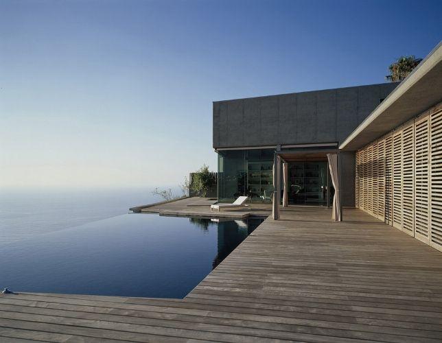 A Beautiful House On The Coastline of Tenerife
