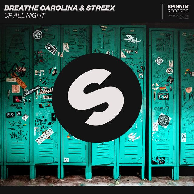 Saved on Spotify: Up All Night by Breathe Carolina Streex