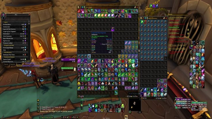 I just opened 188 caches all boxes were acquired before the release of 7.2.5 #worldofwarcraft #blizzard #Hearthstone #wow #Warcraft #BlizzardCS #gaming