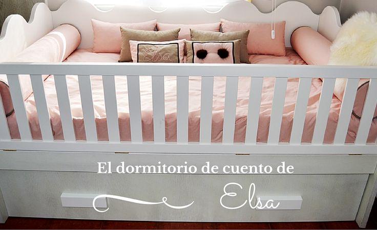 El dormitorio infantil de Elsa, una habitación de cuento - El Pájaro Carpintero