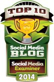 Top 10 Social Media Blogs: The 2014 Winners!