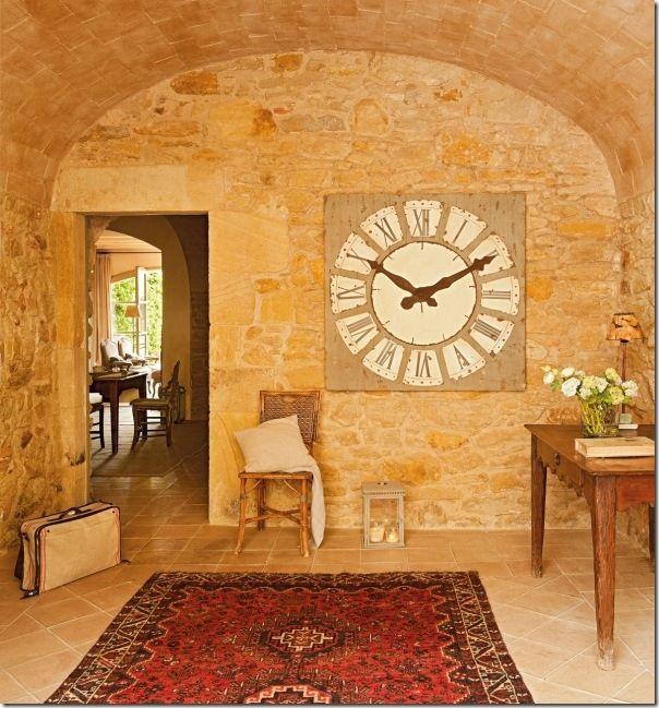 Pi di 25 fantastiche idee su interni di casa di campagna - Bagno casa di campagna ...