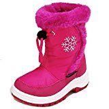 Kinder Schuhe winterschuhe (198C) winterstiefel stiefel Mädchen Schuhe Neu