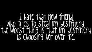 sometimes I feel this, but I know she will always be there for me no matter what!!! besties for life! <3