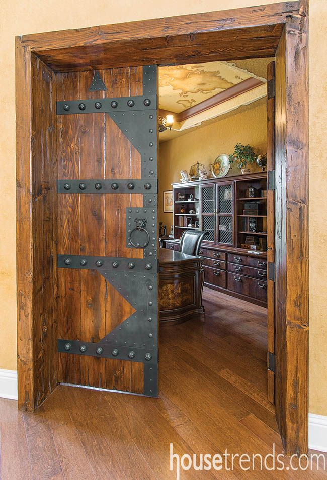 Your Home Office Work It Entry Doors Tuscan Style Doors