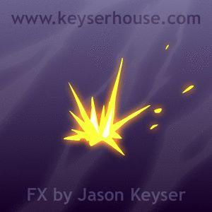 jkFX Hit Effect 05 by JasonKeyser
