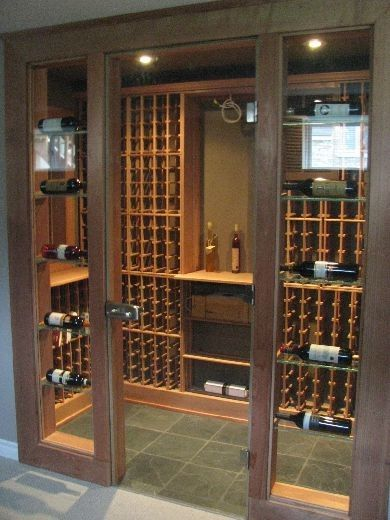 wine cellar!!