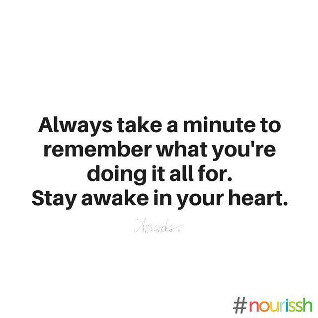 It's so easy to lose sight of why we do the things we do and we can get discouraged and tired as a consequence. Don't lose sight of your end goal!  #sundaynightblues #nourissh #chinup