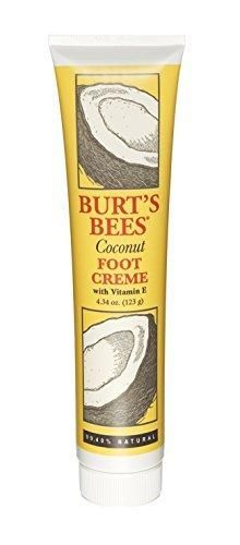 Burt's Bees Coconut Foot Cream 4.34 Ounces