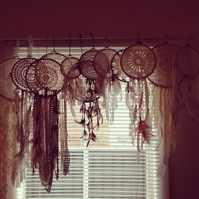 My collection is getting bigger :) custom made, how ever you please! #dream #dreams #dreamcatcher #dreamcatchers #pretty #doily #doilies #lace #forsale #sweetdreams #sweetdreamer #doilydreamcatcher #floral #floralfeathers #feathers #feather #instagood #instadaily #instamoment #crochet #bohemian #boho #gypsy #Padgram