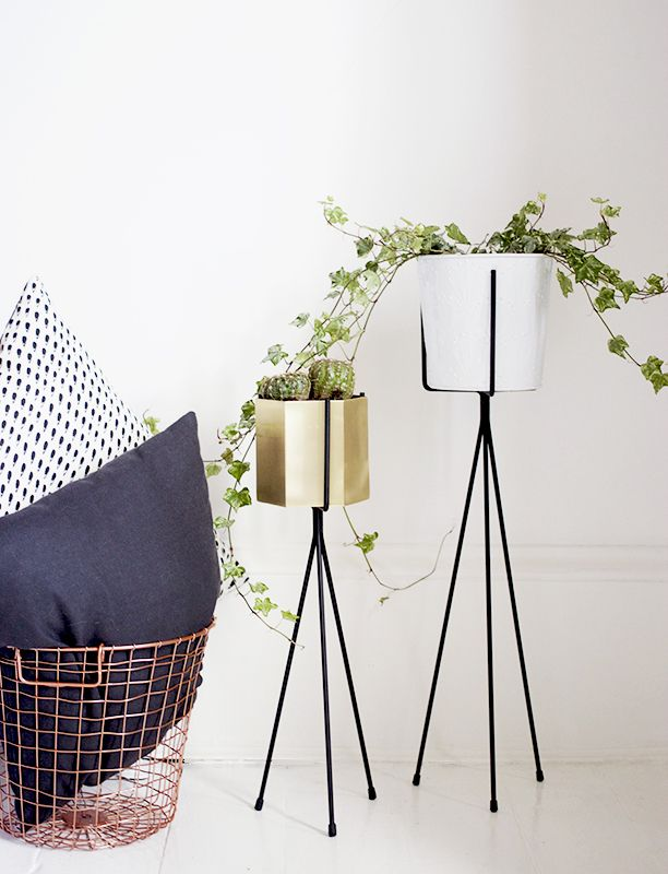 I Wanted To Share With You My Latest Home Buys, These Adorable Ferm Living  Plant Stands! I Have Been Lusting After These Cuties For Months And Months,  ...
