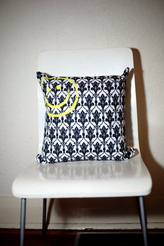 Sherlock Wallpaper Cushion by HoneysDead on Etsy