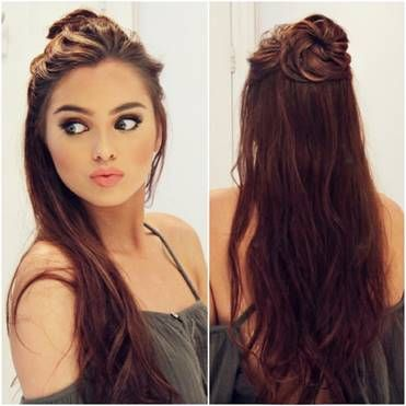 400+ best Hair Extension Salon images on Pinterest | Hair extensions ...