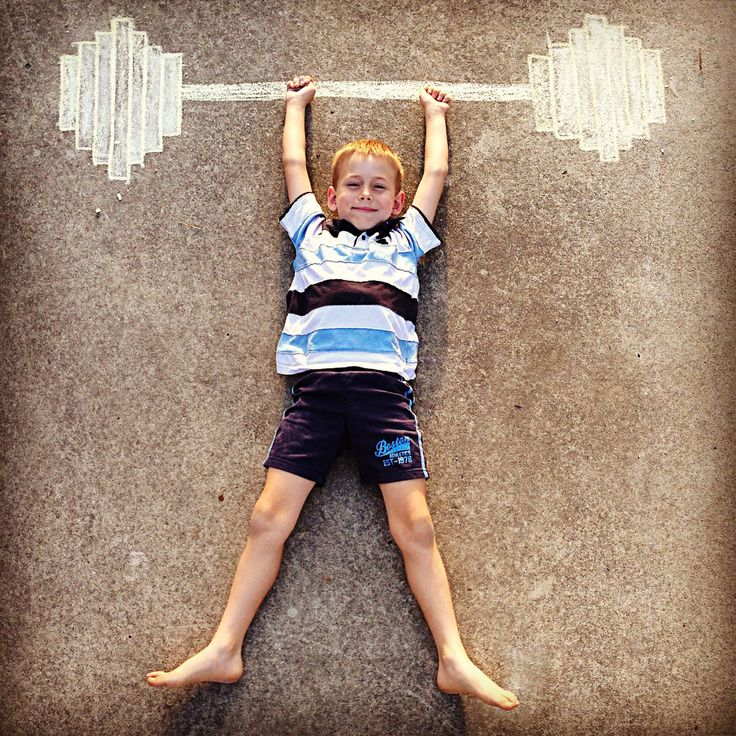 Chalk drawing kids photography fun craft outdoor