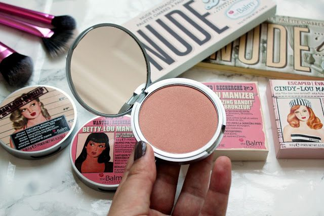 Beauty: 5 Reasons Why I'm Obsessed With TheBalm  Shop theBalm at http://www.beautyspin.co.uk/thebalm/