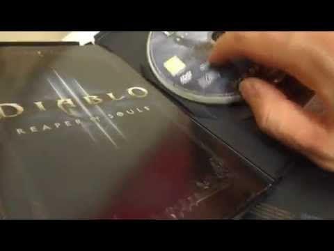 Un boxing Diablo 3 Reaper of souls standard edition visita nuestro blog: http://boardgamescave.wordpress.com
