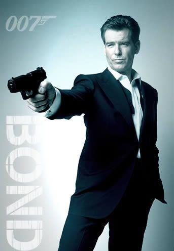 Pierce Brosnan as James Bond | Pierce Brosnan, made one great Jamesbond!