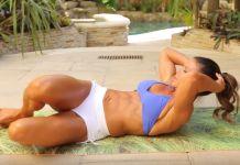 Pouze 20 minut denně k dokonalé postavě! Domácí cvičení s vlastní váhou pro ženy!