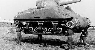 #HeyUnik  Kisah Pasukan Hantu yang Berhasil Menipu Tentara NAZI dan Bikin Heboh Dunia #Desain #Militer #Sejarah #YangUnikEmangAsyik