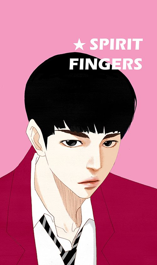 Spirit fingers webtoon
