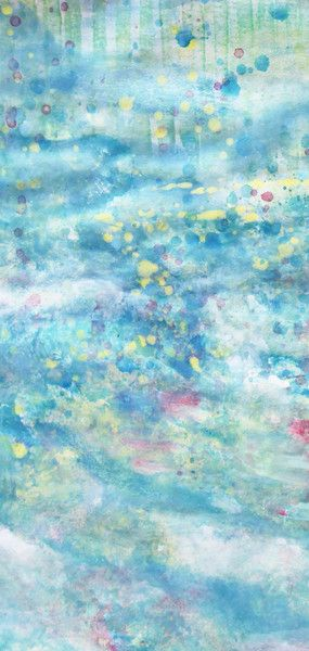 Blue Water Giclee Print – Iris Grace Painting Shop