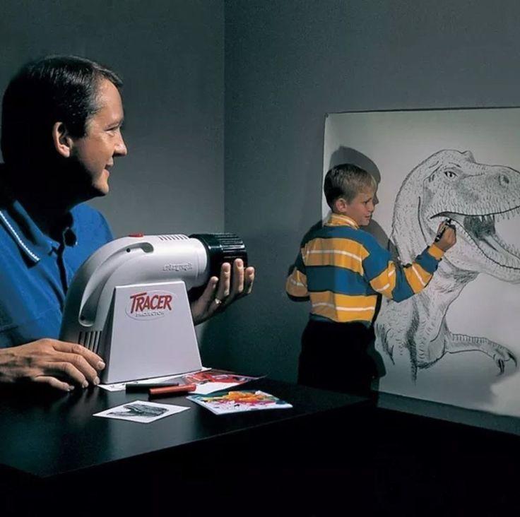 Art Projector  Artograph Tracer Drawing Enlarger 14x Color Portable Murals New #Artograph