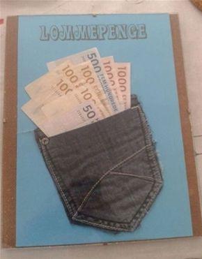 Skal du til konfirmation og mangler du inspiration til pengegaver til konfirmanden - så se med her!
