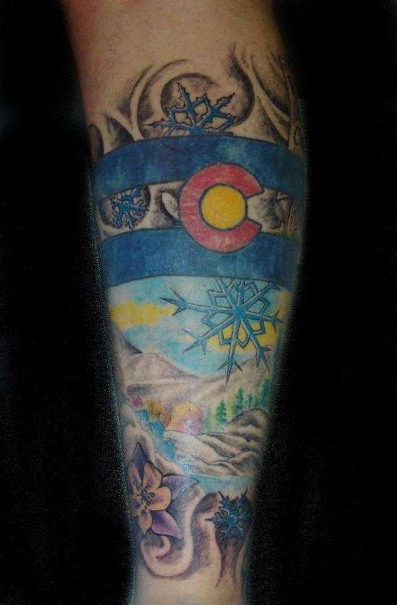 Best 25 colorado tattoo ideas on pinterest artistic for Best tattoos in colorado springs