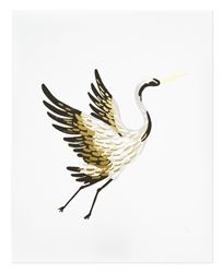 Rifle Paper Co. Crane Art Prints now available at Northlight.  Perfect for the Nursery