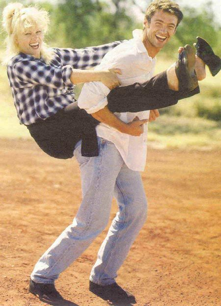 Hugh Jackman And Deborra Lee Furness Married Since 1996