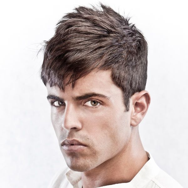 17 Cool Haircuts For Men With Thick Hair: 17 Best Images About Faux Hawk On Pinterest