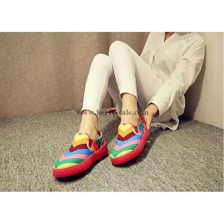 Valentino Women RainBow Series 35-40 Casual Shoes Va2015050905(2 colors)