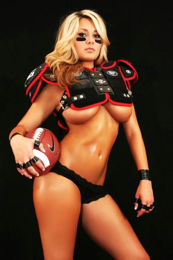 nude nfl football girls