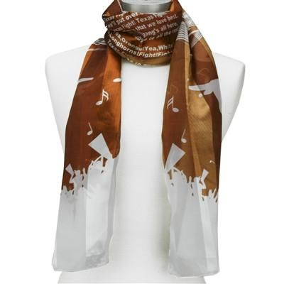 """Texas Longhorns - """"TAPS"""" Fight Song Scarf"""