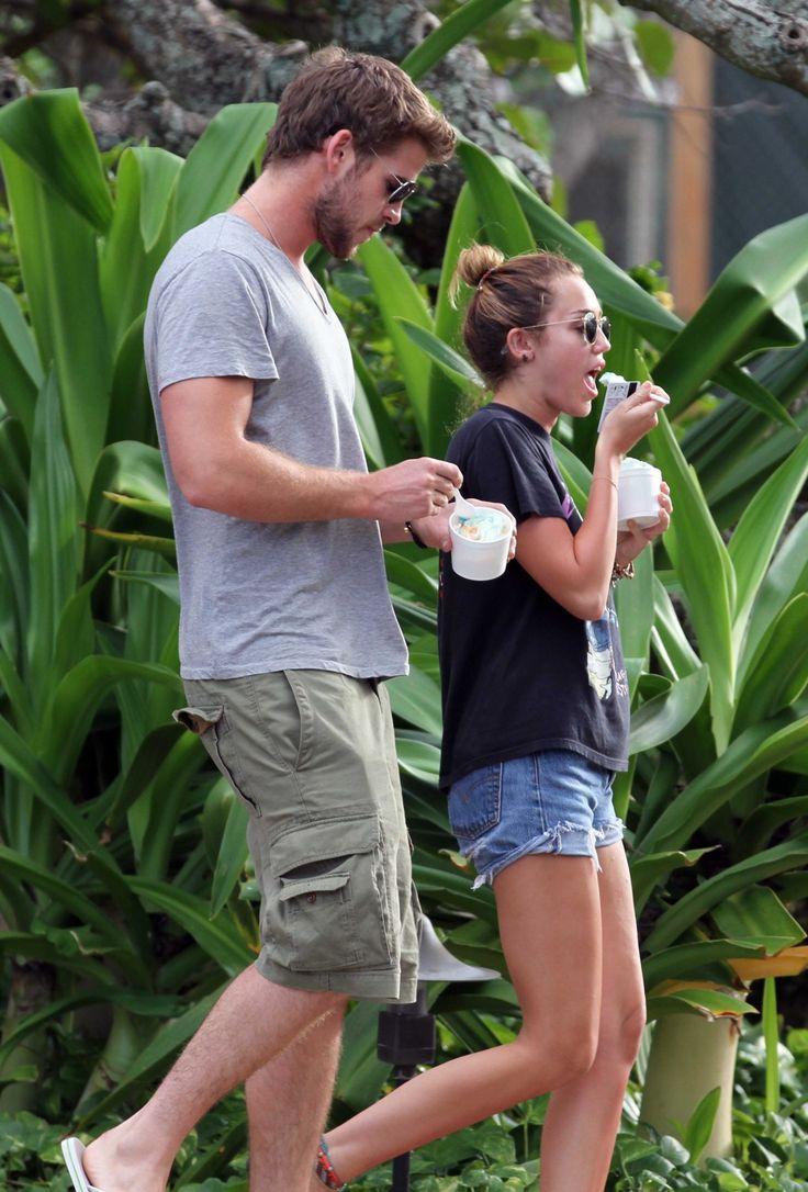 kinda like Miley's shorts!