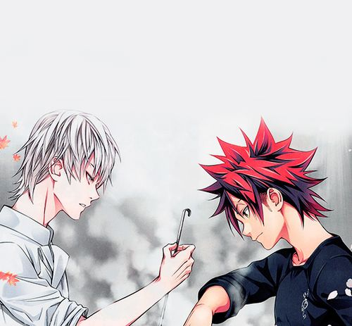 157 Best Images About Food Wars !