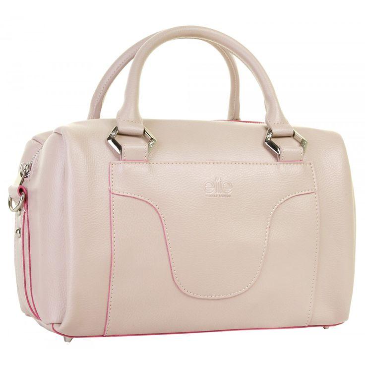 www.atrendo.de Alt-rosa Handtasche von Elite - Models' Fashion