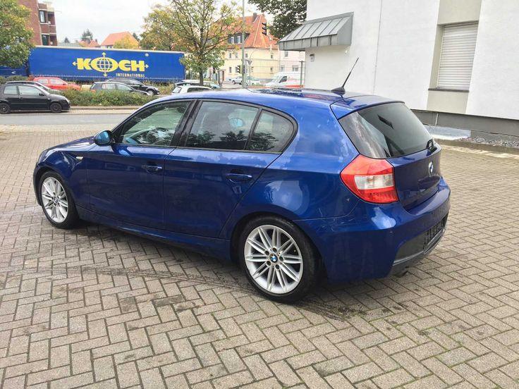 BMW 120 d M-Paket Unfall E87 E81
