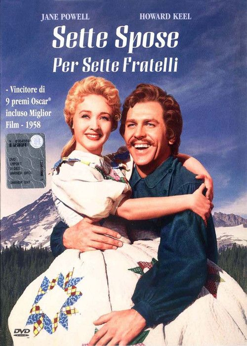 Watch Seven Brides for Seven Brothers (1954) Full Movie Online Free