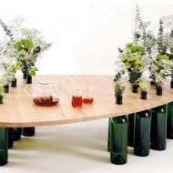 wijnflessen-als-tafelpoten
