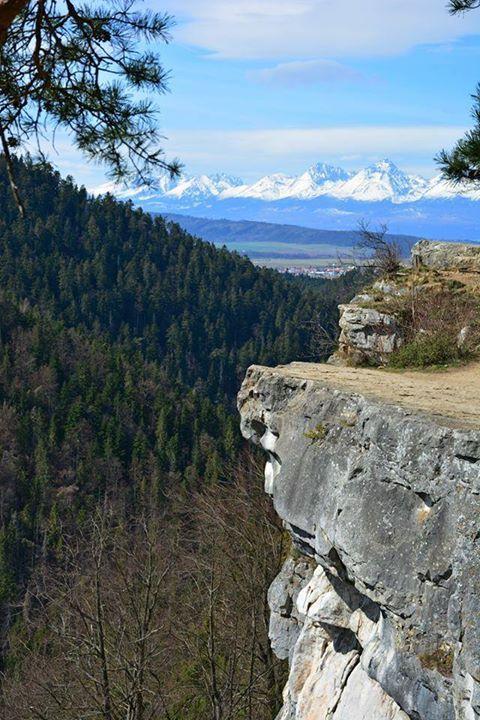 Slovenský Raj - Tomášovský výhľad // autor fotografie: Frantisek Urban