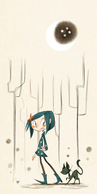 .Esta es Coraline