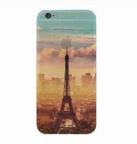 SILIKONOVÝ KRYT NA IPHONE 5 / 5S / SE - PARIS