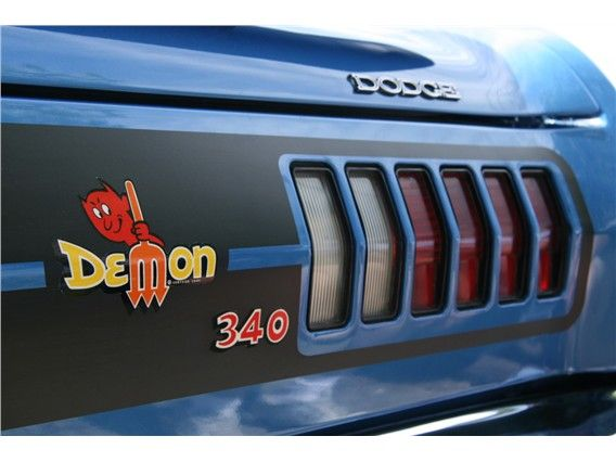 1971 Dodge Demon 340..Re-Pin brought to you by#HouseofInsurance #EugeneInsurance #Oregon