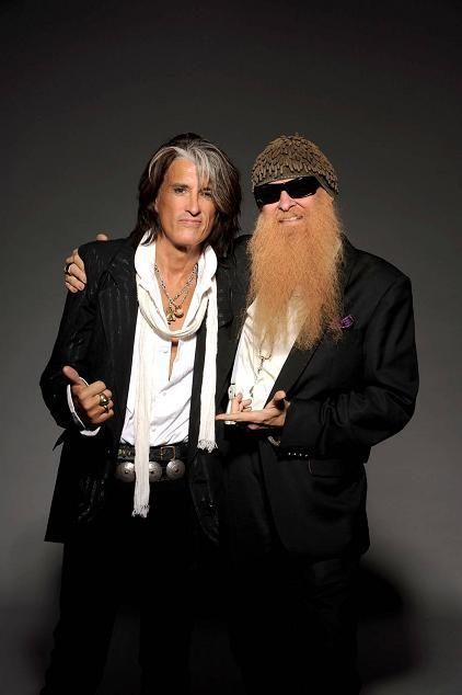 Aerosmith meets ZZ Top...