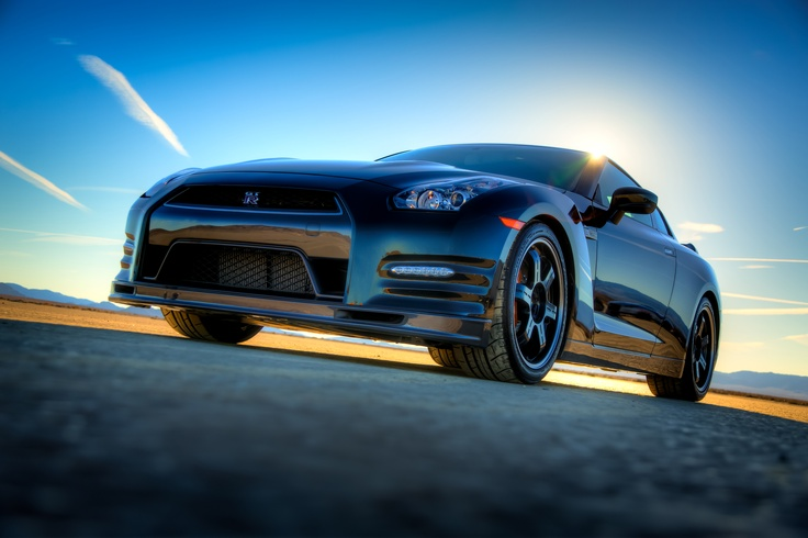 2014 Nissan GT-R Track Package Edition