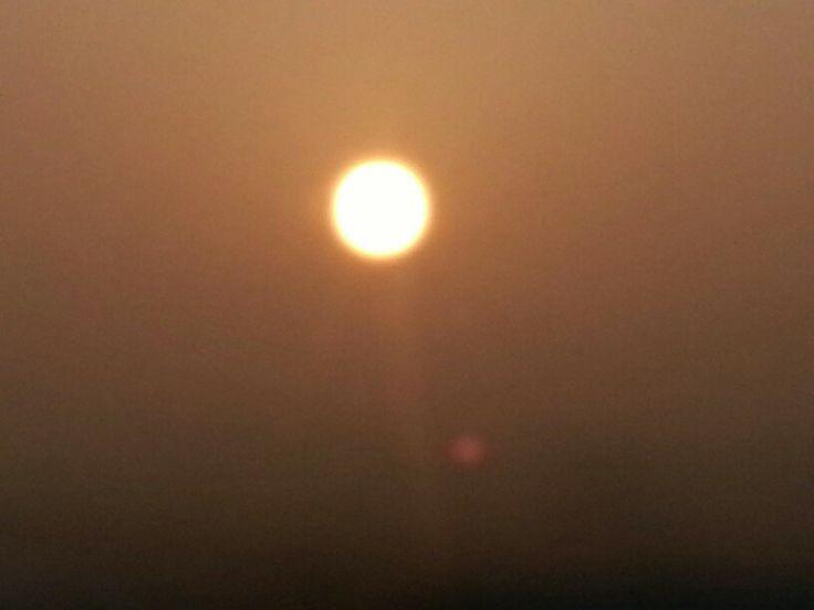 성당마을 태양이 이쁘다요